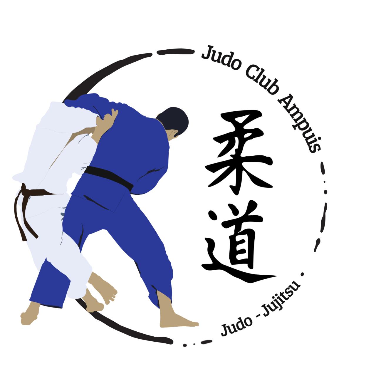 Logo JUDO CLUB AMPUIS